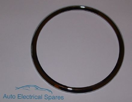 "010121 CLASSIC CAR CHROME BEZEL 5"" for TRIUMPH TR2 TR3 AC Ace & many Pre-War cars"